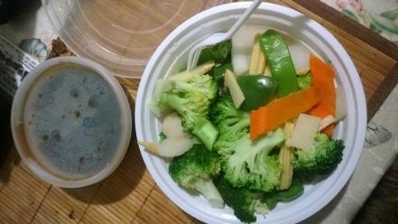 steamed veggies