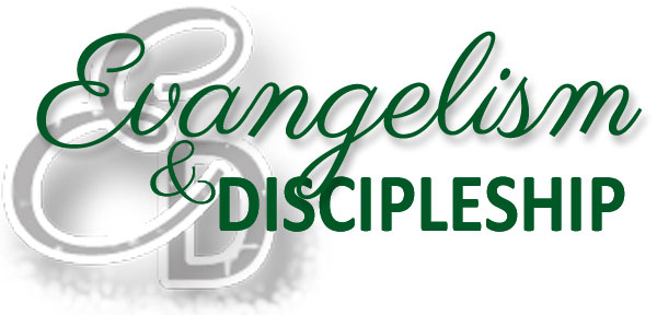 evangelism and discipleship 2 believing at grace bible church, we are committed to evangelism and are  using this program to reach our city interested contact us discipleship  program.