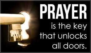 prayerunlocksdoors